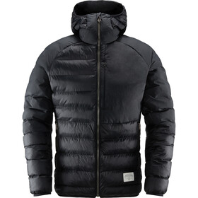 Haglöfs Dala Mimic Hood Jacket Herre true black